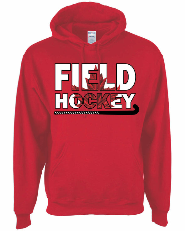 Canada Field Hockey Hooded Top