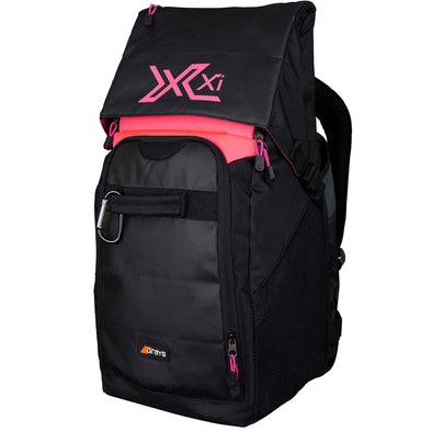 Grays XI Field Hockey Back Pack - Black/Pink
