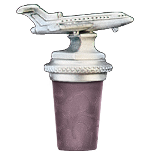 Passenger jet bottle stopper with travel mugs capitol decanter double old fashioned glass flask keg mug stein money clip stein pitcher salt & pepper money clip goblets flask wind chime pint stein wine chiller