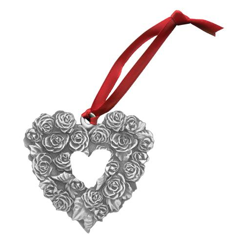 Pewter Valentines Gift and Souvenirs