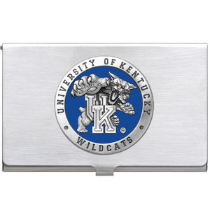 UNIVERSITY OF KENTUCKY BUSINESS CARD CASE