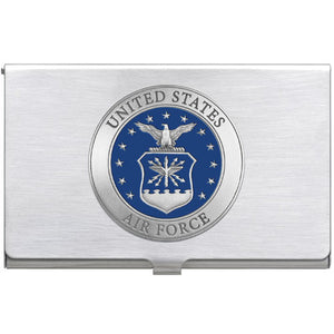 AIR FORCE BUSINESS CARD CASE