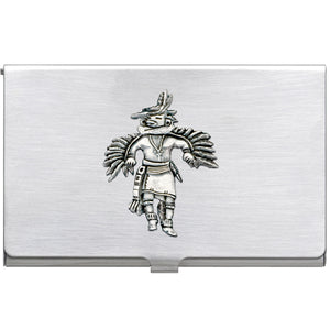 EAGLE KACHINA BUSINESS CARD CASE