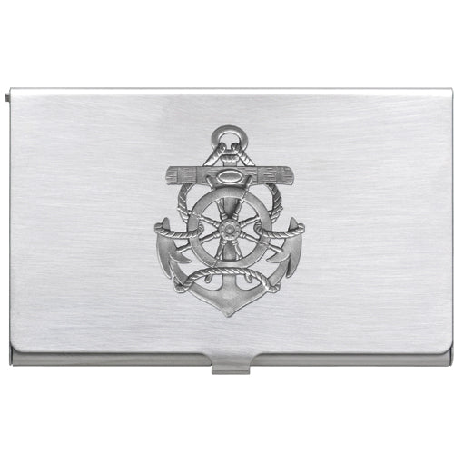 ANCHOR BUSINESS CARD CASE