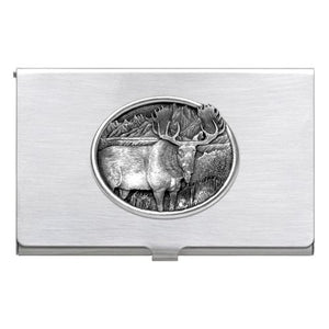 MOOSE BUSINESS CARD CASE