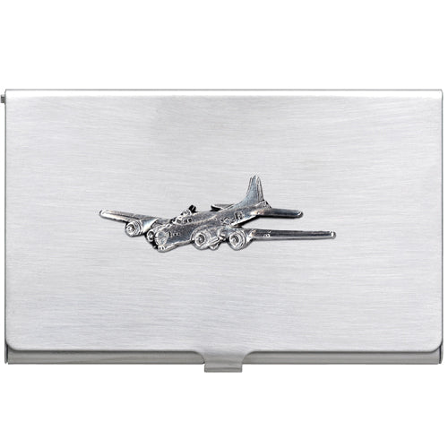 B-17 BUSINESS CARD CASE