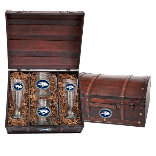 UNIVERSITY OF NEVADA BEER CHEST SET