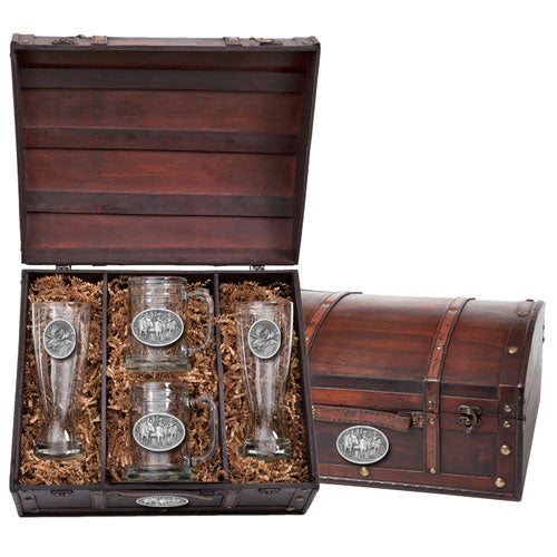 MOOSE BEER CHEST SET