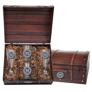 COAST GUARD BEER CHEST SET