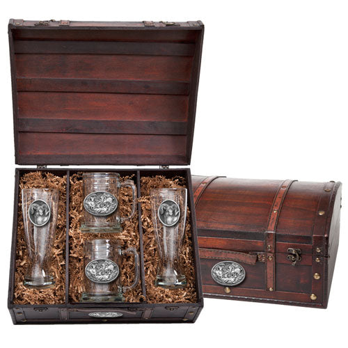 BIGHORN SHEEP BEER CHEST SET