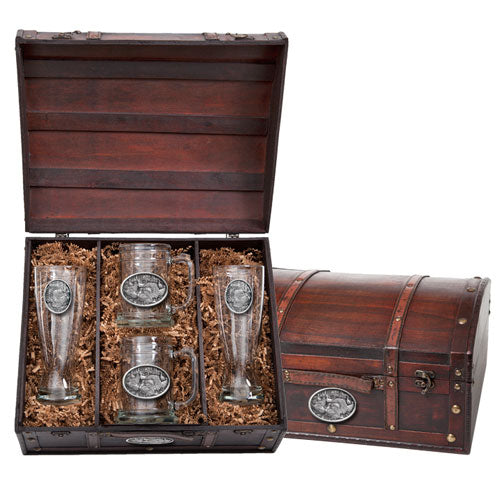 TURKEYS BEER CHEST SET