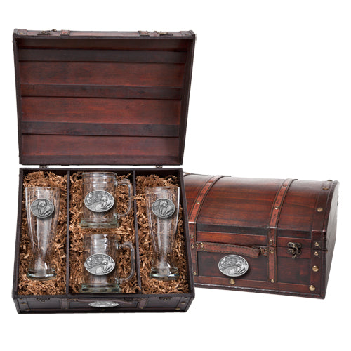 RACCOON BEER CHEST SET