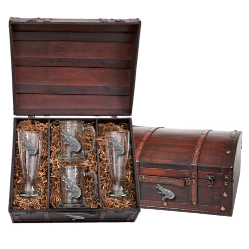 ALLIGATOR BEER CHEST SET