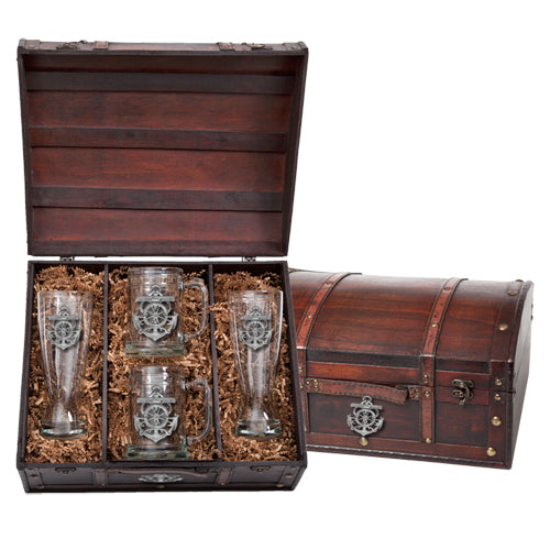ANCHOR BEER CHEST SET