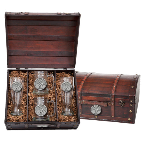 GUITARS BEER CHEST SET