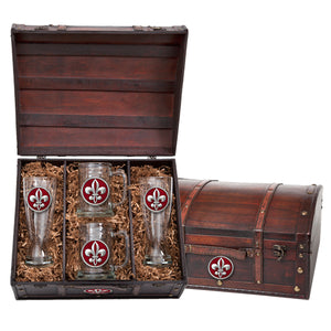 FLEUR DE LIS #2 BEER CHEST SET