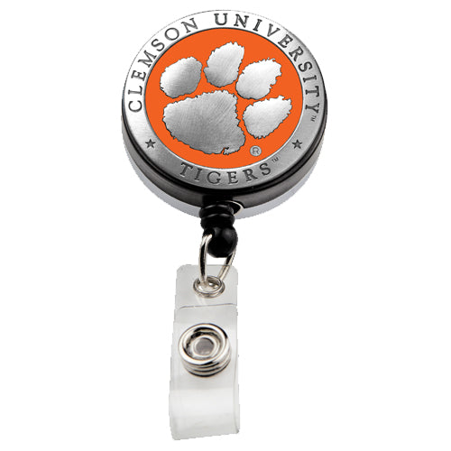 CLEMSON UNIVERSITY BADGE REEL
