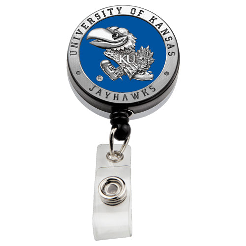 UNIVERSITY OF KANSAS BADGE REEL