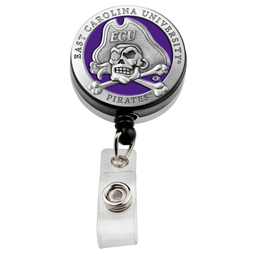 EAST CAROLINA UNIVERSITY BADGE REEL