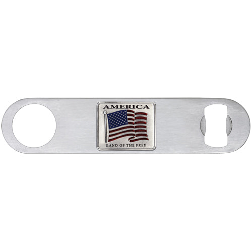 US FLAG BOTTLE OPENER
