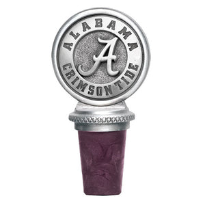 UNIVERSITY OF ALABAMA BOTTLE STOPPER