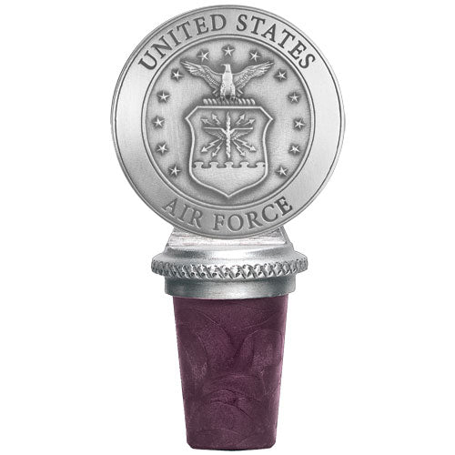AIR FORCE BOTTLE STOPPER