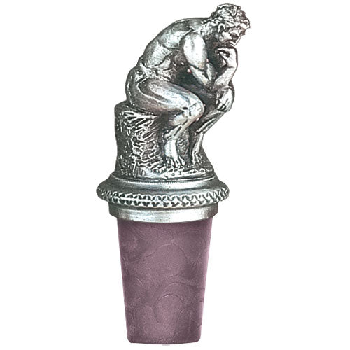 THE THINKER BOTTLE STOPPER