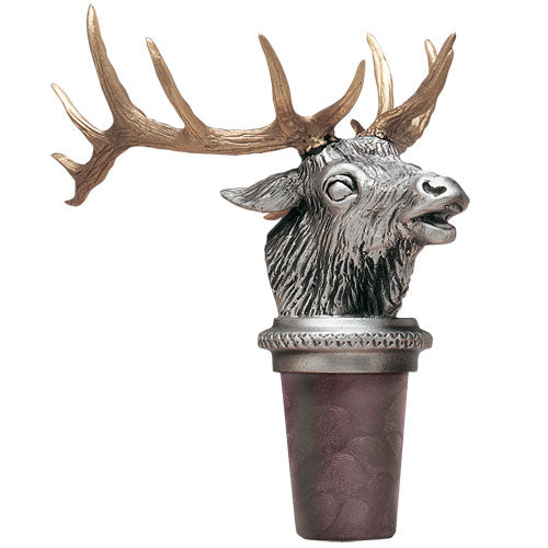 ELK BOTTLE STOPPER