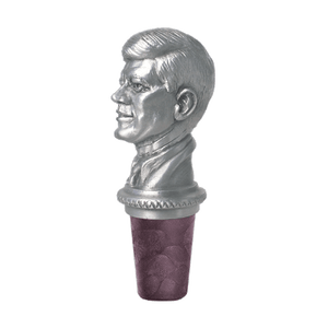 JOHN F KENNEDY BOTTLE STOPPER