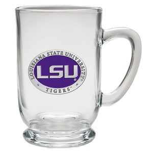 LSU LOUISIANA STATE UNIVERSITY COFFEE MUG