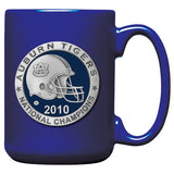 AUBURN UNIVERSITY NATIONAL CHAMPIONS 2010 COFFEE MUG