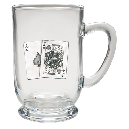 BLACK JACK COFFEE MUG