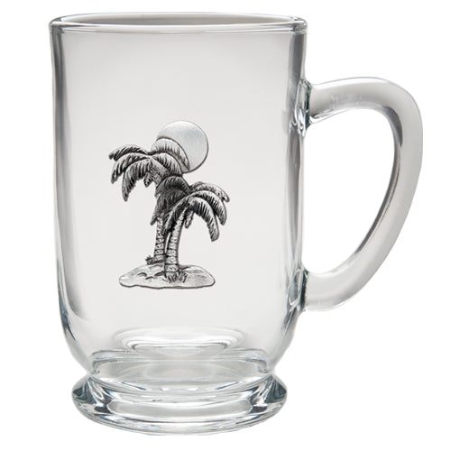 PALM TREE COFFEE MUG