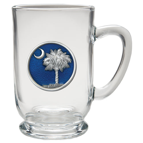 SOUTH CAROLINA PALMETTO COFFEE MUG