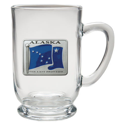 ALASKA FLAG COFFEE MUG