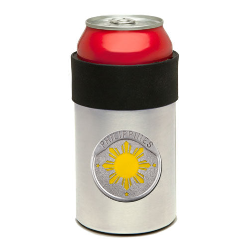 PHILIPPINES SUN CAN COOLER