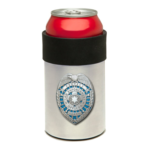 LAW ENFORCEMENT CAN COOLER