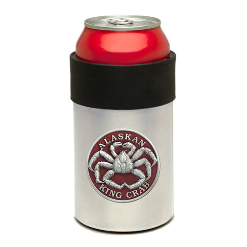KING CRAB CAN COOLER