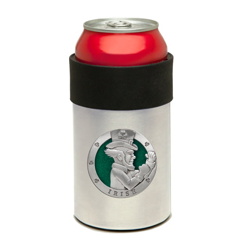 IRISH FIGHTER CAN COOLER