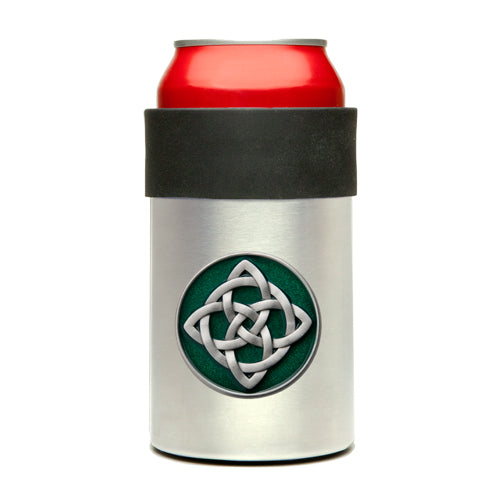 CELTIC KNOT CAN COOLER