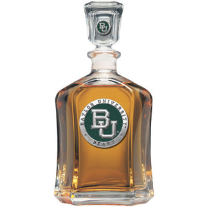 BAYLOR UNIVERSITY CAPITOL DECANTER
