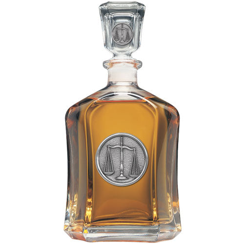 LAW CAPITOL DECANTER
