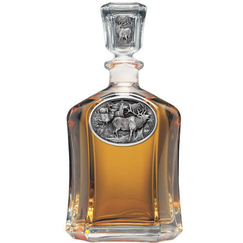 ELK CAPITOL DECANTER