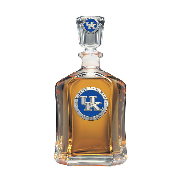 University of Kentucky Wildcats with travel mugs capitol decanter double old fashioned glass flask keg mug stein money clip stein pitcher salt & pepper money clip goblets flask wind chime pint stein wine chiller