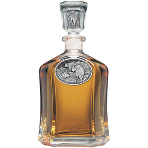 MOUNTAIN GOAT CAPITOL DECANTER