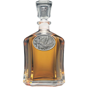 HUMMINGBIRDS CAPITOL DECANTER