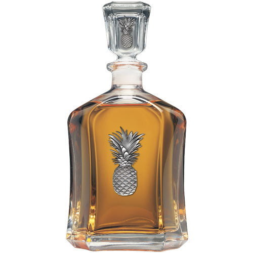 PINEAPPLE CAPITOL DECANTER