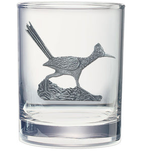ROADRUNNER DOUBLE OLD FASHIONED GLASS