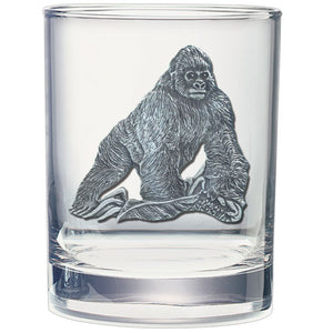 GORILLA DOUBLE OLD FASHIONED GLASS