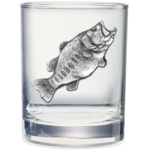 BASS DOUBLE OLD FASHIONED GLASS